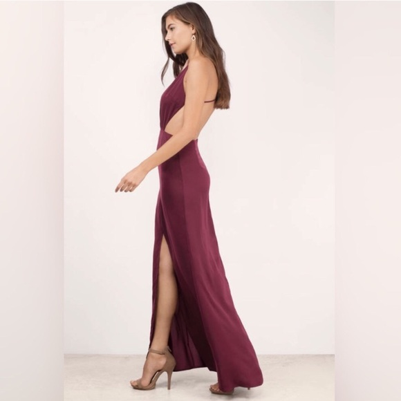 d17400c725 NWT Backless Maxi Dress